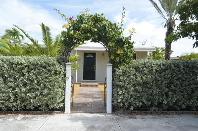 Key West, Stock Island, Geiger, Key Haven, Shark Key Single Family Home For Sale: 14 Aster Terrace