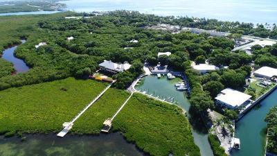 Islamorada Residential Lots & Land For Sale: 26 Flamingo Hammock Road