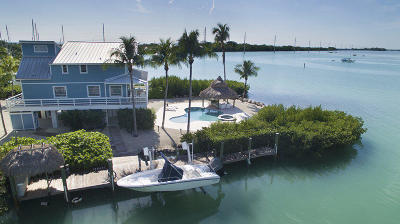 Islamorada Single Family Home For Sale: 323 Tollgate Shores Drive