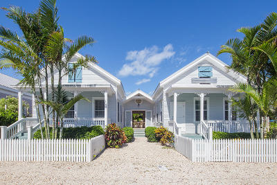 Key West FL Single Family Home For Sale: $1,549,000