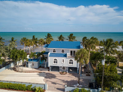 Islamorada Single Family Home For Sale: 75485 Overseas Highway