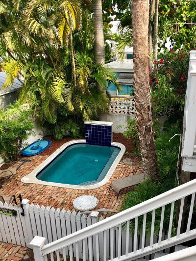 Key West Condo/Townhouse For Sale: 2521 Fogarty Avenue #2