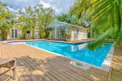 Key West FL Single Family Home For Sale: $1,250,000