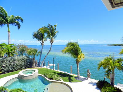 Islamorada Single Family Home For Sale: 1102 Venetian Boulevard