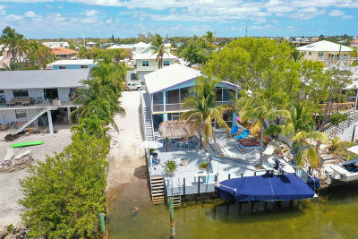 Key Largo Single Family Home For Sale: 171 Corrine Place
