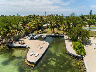 Islamorada Single Family Home For Sale: 75700 Overseas Highway