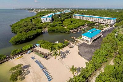 Islamorada, Key Largo Condo/Townhouse For Sale: 500 Burton Drive #2205