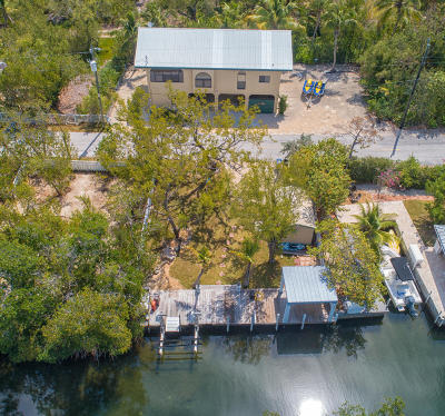 Islamorada, Key Largo Single Family Home For Sale: 24 Buccaneer Drive