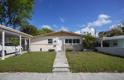 Single Family Home For Sale: 3519 Flagler Avenue