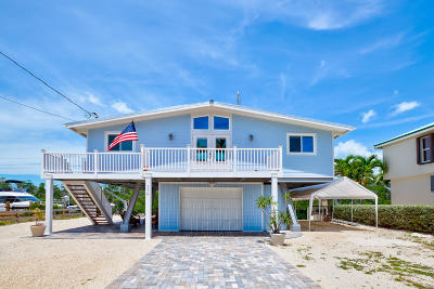 Islamorada Single Family Home For Sale: 176 Iroquois Drive