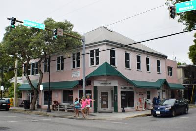 Key West Commercial For Sale: 600 Whitehead Street #201-206