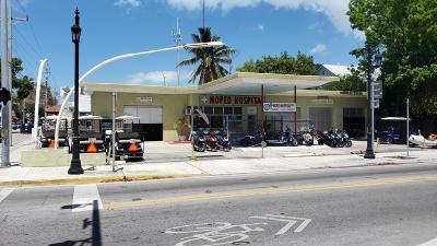 Key West Commercial For Sale: 601 Truman Avenue