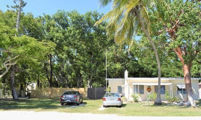 Key Largo Single Family Home Contingent/Show: 645 Cabrera Street