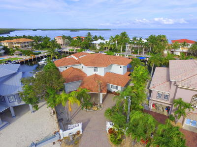 Key Largo Single Family Home For Sale: 507 Caribbean Drive