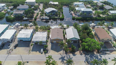 Key Largo Single Family Home For Sale: 612 La Paloma Road