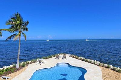 Islamorada Single Family Home For Sale: 83 Seagate Boulevard