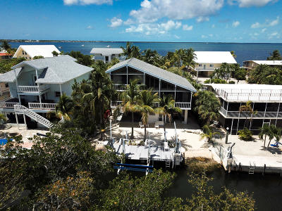 Key Largo Single Family Home For Sale: 27 South Drive