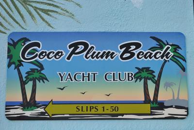 Coco Plum (54.6) Boat Slip For Sale: 100 Avenue I #31