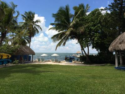 Key Largo Multi Family Home For Sale: 104300 Overseas Highway