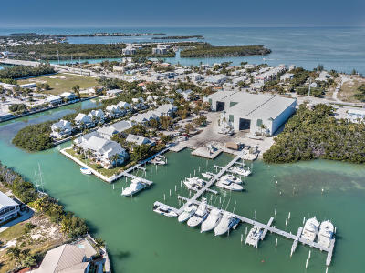 Marathon Boat Slip For Sale: 12411 Overseas Highway #22A