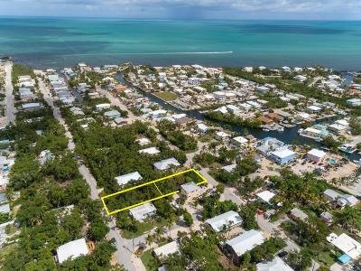 Key Largo Residential Lots & Land For Sale: 31 Coral Drive