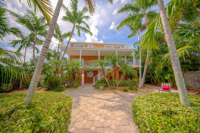 Key West, Stock Island, Geiger, Key Haven, Shark Key Single Family Home For Sale: 5 Key Haven Ter