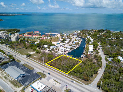 Tavernier Commercial For Sale: MM 88.63 Overseas Highway