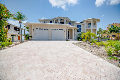 Summerland, Little Torch, Big Torch, Ramrod Single Family Home For Sale: 411- 421 La Fitte Road