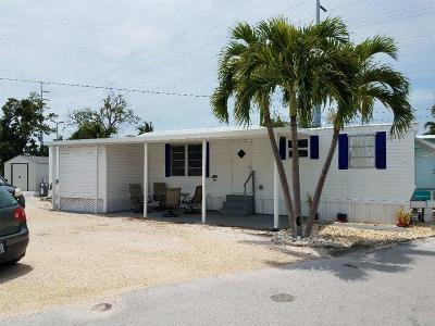 Mobile/Manufactured For Sale: 6099 Overseas Highway #4W