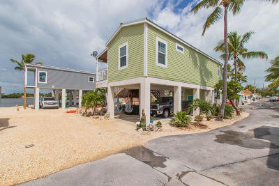 Islamorada Condo/Townhouse For Sale: 84961 Old Highway #23