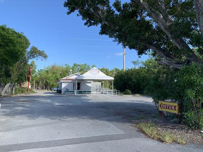 Commercial For Sale: 98070 Overseas Highway