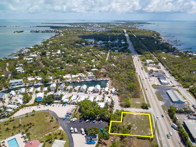 Tavernier Commercial For Sale: MM 88.61 Overseas And Village St Highway
