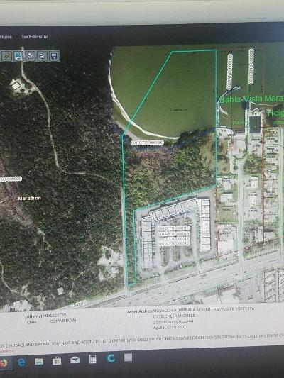 Monroe County Residential Lots & Land For Sale: 58000 Overseas Highway