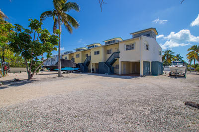 Key Largo Condo/Townhouse For Sale: 164 Ocean Bay Drive #1-C
