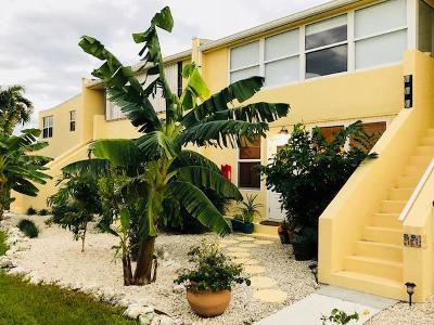 Marathon Condo/Townhouse For Sale: 593 Sombrero Beach Road #12A