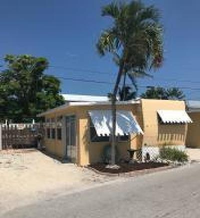 Mobile/Manufactured For Sale: 6099 Overseas Highway #29E