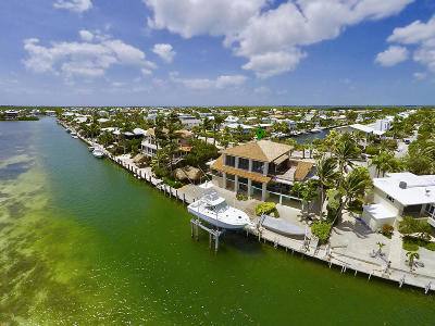 Islamorada Single Family Home For Sale: 1108 Venetian Boulevard