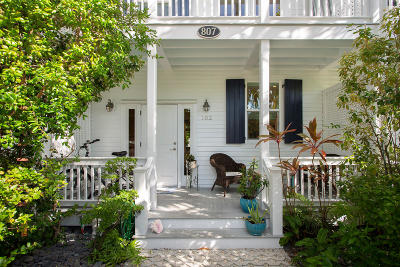 Key West FL Condo/Townhouse For Sale: $1,075,000
