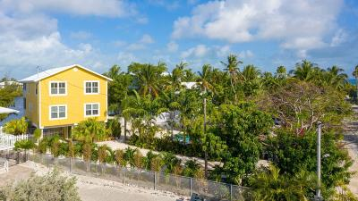 Key Largo Single Family Home For Sale: 38 Mutiny Place