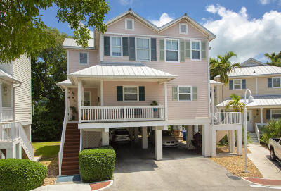 Stock Island Condo/Townhouse For Sale: 47 Coral Way
