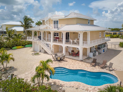 Coco Plum Beach (54.5) Single Family Home For Sale: 263 Ave G