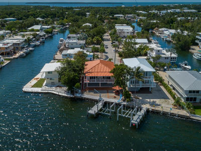 Key Largo Single Family Home For Sale: 306 Jolly Roger Drive