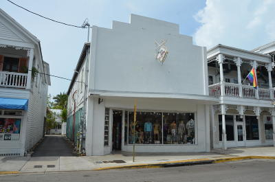Key West Commercial For Sale: 716 Duval Street #6