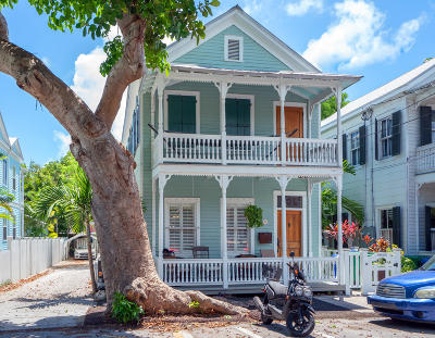 Key West FL Single Family Home For Sale: $1,149,900