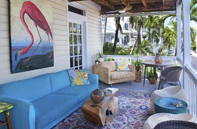 Key West, Stock Island, Geiger, Key Haven, Shark Key Condo/Townhouse For Sale: 812 Fleming Street #4