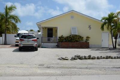 Key West, Stock Island, Geiger, Key Haven, Shark Key, Big Coppitt Mobile/Manufactured For Sale: 15 Boca Chica Road