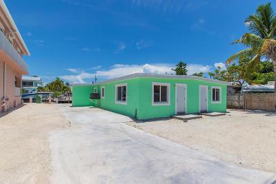 Marathon Half Duplex For Sale: 574 99th St Ocean