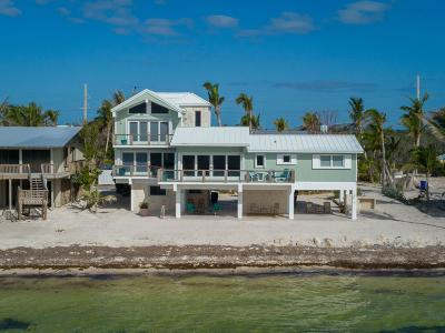 Islamorada, Key Largo Single Family Home For Sale: 133 Sunset Drive