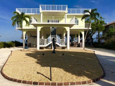 Islamorada, Key Largo Single Family Home For Sale: 111 Oleander Circle