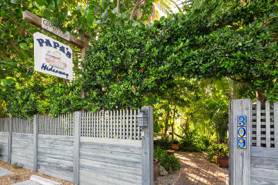 Key West Commercial For Sale: 309 Louisa Street